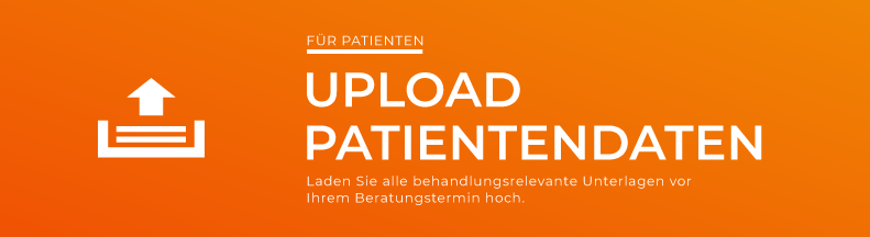 Patienten Upload Kieferchirurgie